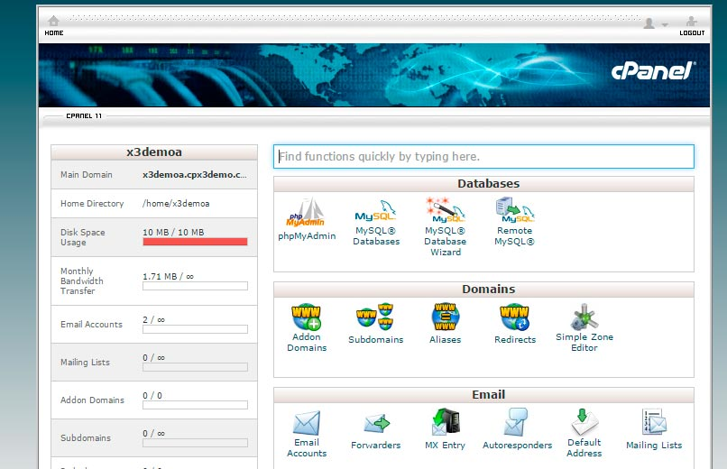 cpanel-linux